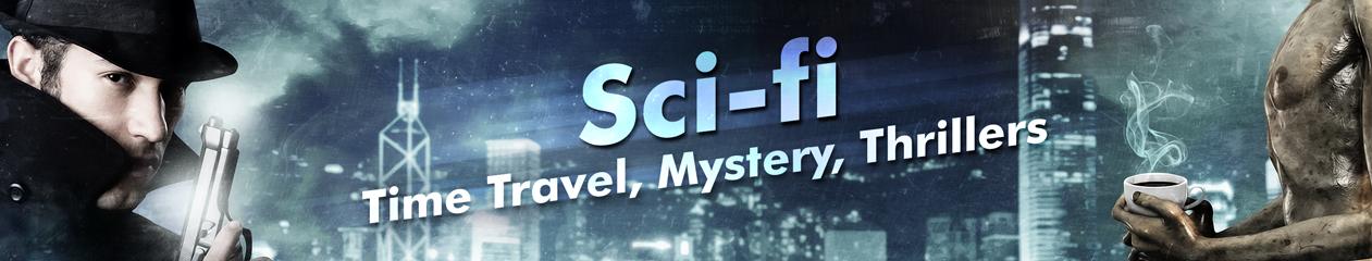 Sci-fi Detective Noir